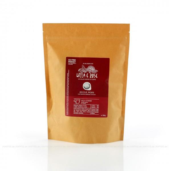 BlaserCafé Lilla e Rose ESE Espressopads 20 Stk