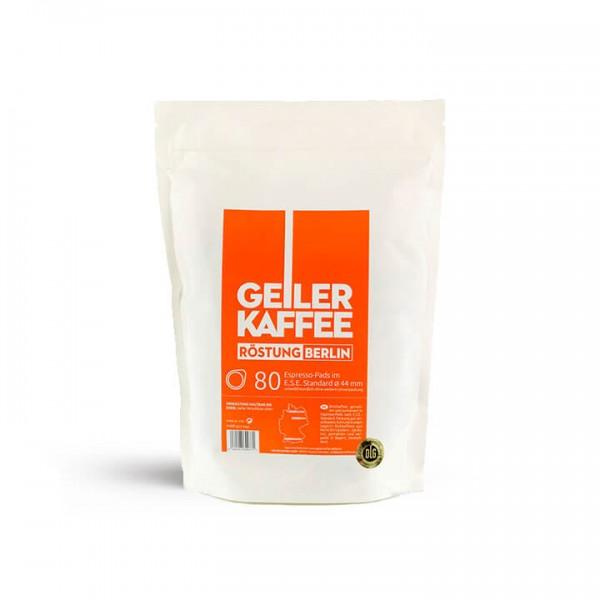 Geiler Kaffee - Röstung Berlin 80 ESE-Pads