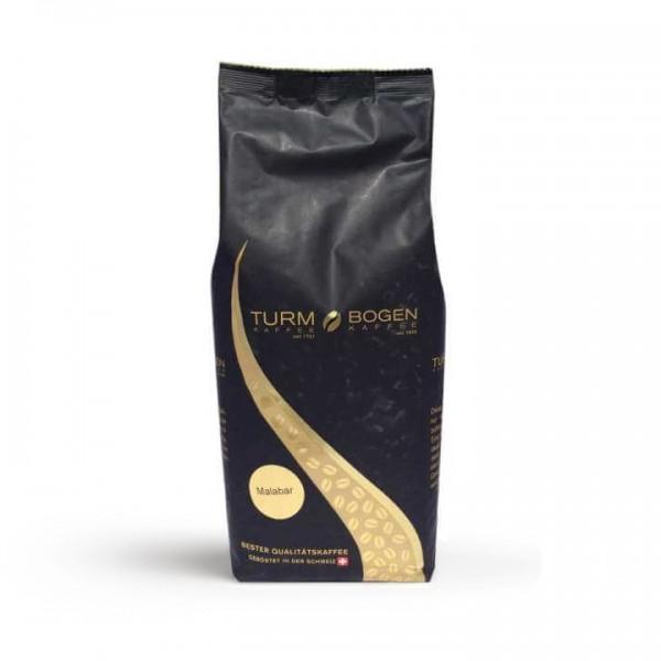 Bogen Kaffee India Monsooned Malabar AA 1000g Bohnen