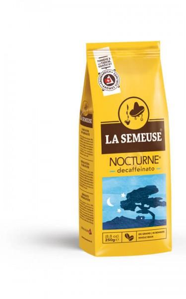La Semeuse Nocturne koffeinfreie Kaffeebohnen 250g
