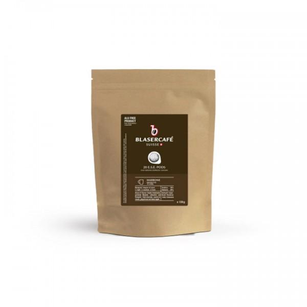BlaserCafé Espresso Marrone ESE Espressopads 20 Stk