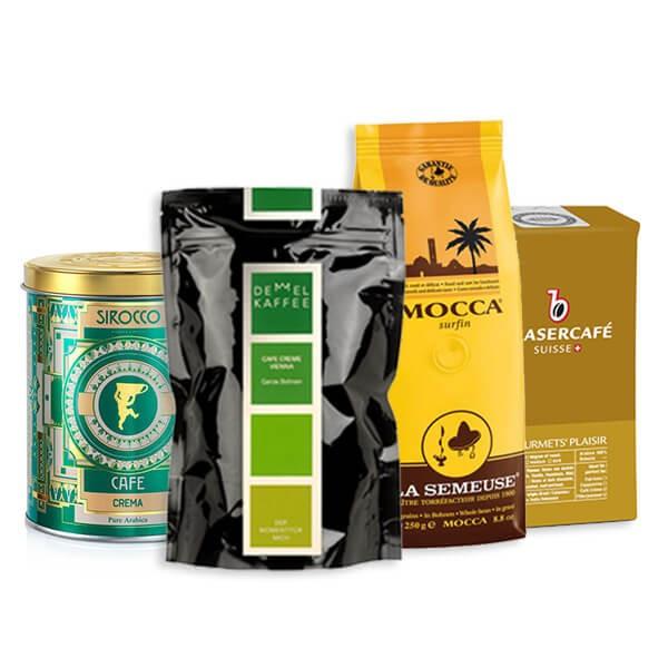 Probierset Schweizer Schümli Kaffee