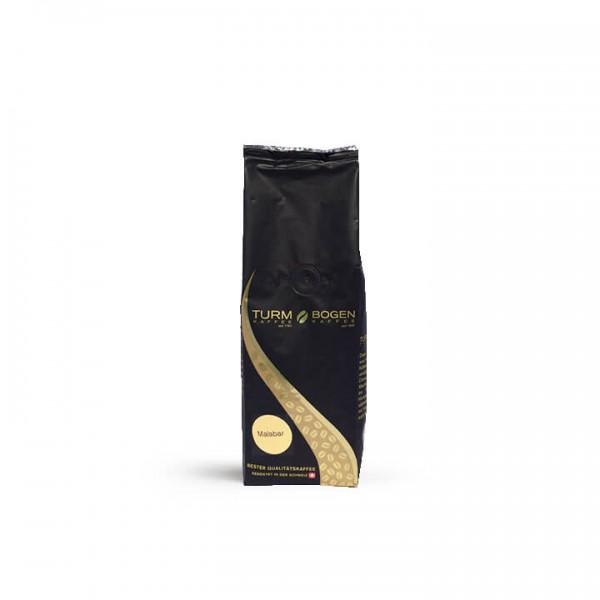 Bogen Kaffee India Monsooned Malabar AA 250g Bohnen