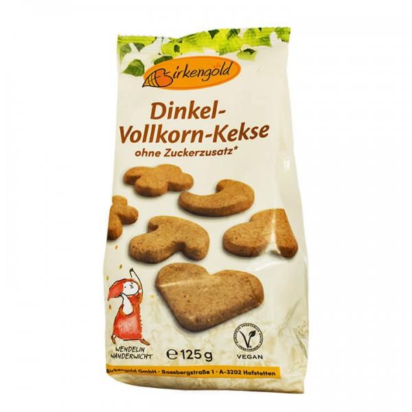 Dinkel-Vollkorn-Kekse