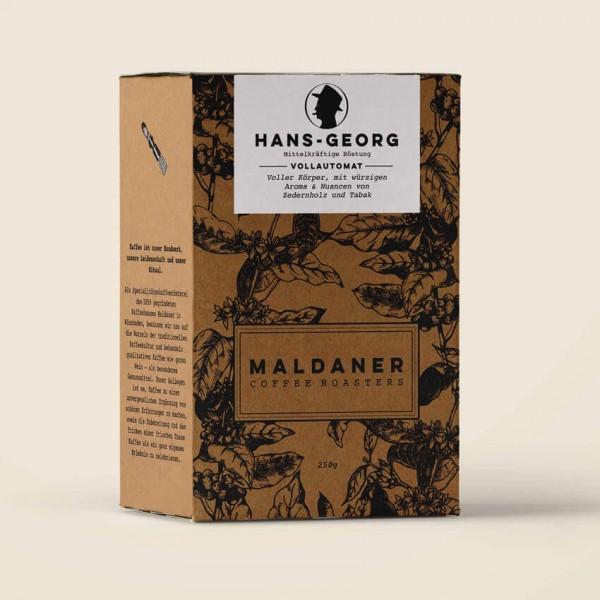 Hans Georg Vollautomat, Maldaner Coffee Roasters