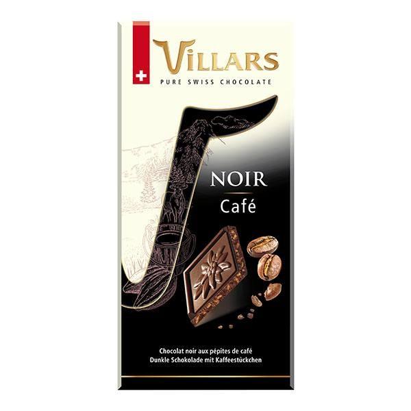 Villars Milchschokolade Kaffee 100g