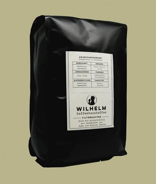 Wilhelm Filterkaffee, Maldaner Coffee Roasters 1kg