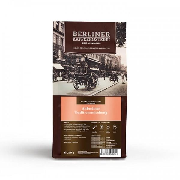 Altberliner Traditionsmischung (250g / ganze Bohne)