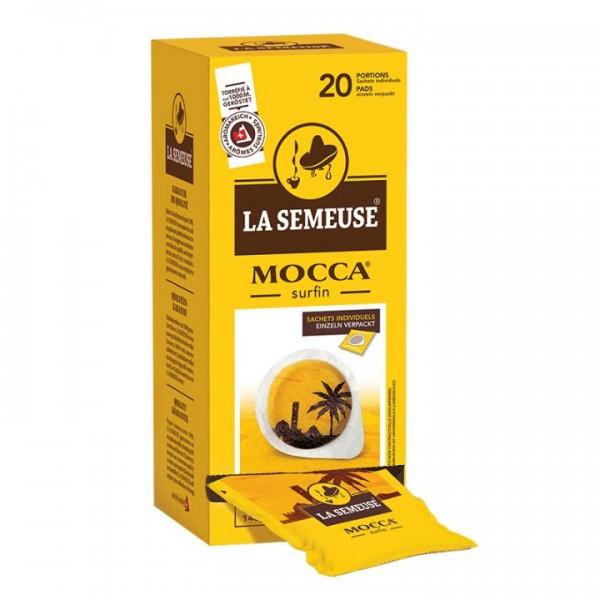 La Semeuse Mocca ESE Espresso Pads 20x 7g