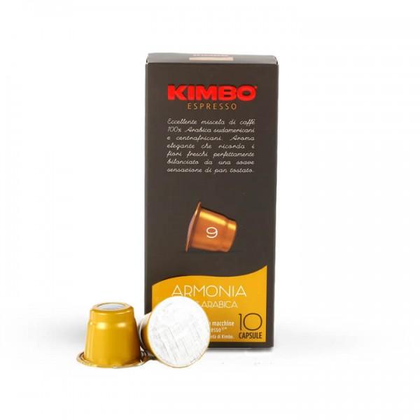 Kimbo Espresso Armonia Kapseln 10 Stück