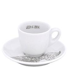 Blaser Kaffee Espressotasse Lilla e Rose