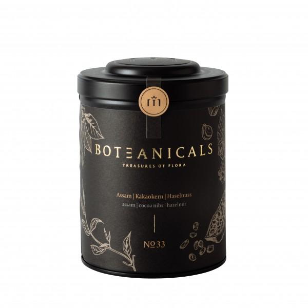 Boteanicals Tee No. 33 Assam | Kakaokern | Haselnuss