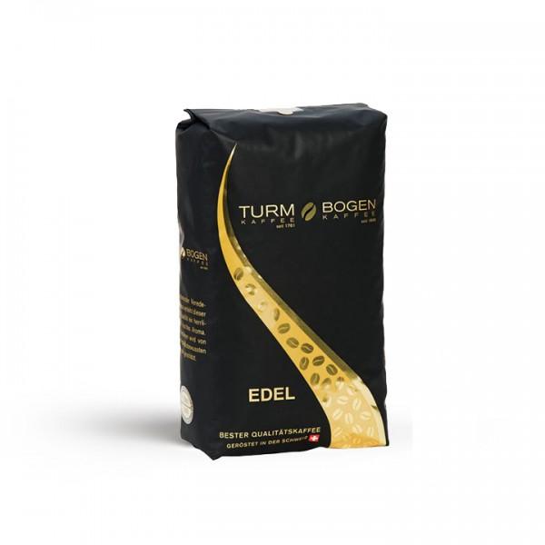 Turm Kaffee Edel 100% Arabica Kaffeebohnen 1000g