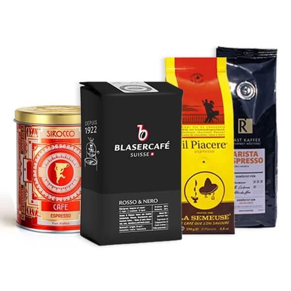 Probierset Espresso Arabica